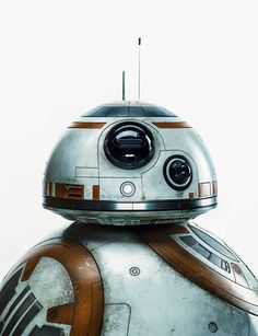 Time Magazine - Star Wars Photoshoot - BB-8