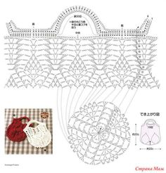 Best 11 Round juta cord bag crochet tasseled handbag summer tote circular purse circle bags custom made – Page 841891724070969951 – SkillOfKing. Crochet Diagram, Crochet Chart, Love Crochet, Filet Crochet, Crochet Motif, Knit Crochet, Crochet Patterns, Single Crochet, Crochet Pouch
