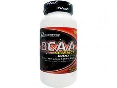 BCAA Science 1000 200 Cápsulas - Performance Nutrition