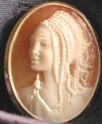 African American Heirloom Cameo Collection