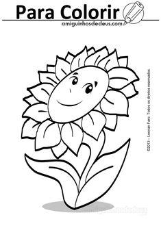 Símbolos da Páscoa desenho para colorir ~ Amiguinhos de Deus