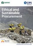 Ethics and Sustainable Procurement