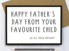 Step Dad Fathers Day Card. Step Dad Card Fathers Day Card