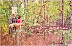 Le Magnifique Blog: Featured Couple: Carly & Casey | A North Carolina Engagement Session by Connection Photography