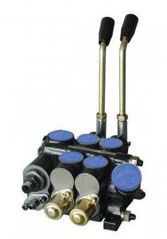 They are split-flow valve