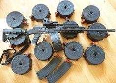 Saiga ready for the zombie apocalypse lol Tactical Shotgun, Tactical Gear, Weapons Guns, Guns And Ammo, Rifles, Combat Shotgun, Fire Powers, Military Guns, Assault Rifle