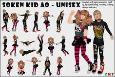 [S.K.] Soken Kids Ao
