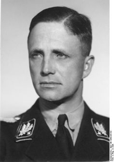 Waffen SS General Josias Georg Wilhelm Adolf, Prince of Waldeck and Pyrmont. After the War, a US court sentenced him to life in prison. Bizarrely, one of the charges against him was that he had ordered the execution of the infamous commandant of Buchenwald, Otto Koch, for having disgraced both himself and the SS. Anyway, his sentenced was eventually reduced and, in 1953, he was granted amnesty.