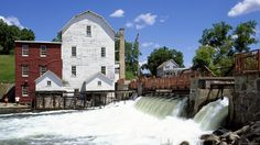 Phelps Mill - Otter Tail County, MN