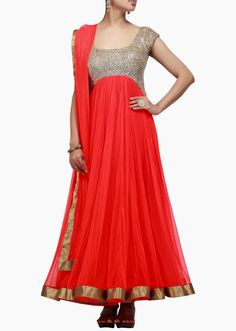 Fashion: Celebrate The Festive Season with Kalkifashion Anarkalis