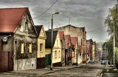#CHORZÓW: Familoki przy placu sw. Jana #silesia #śląsk