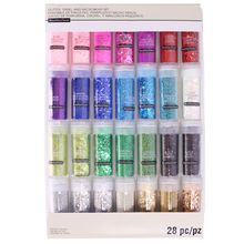 Featuring a full range of colors, this extra-fine glitter gives projects texture and dimension, perfect for embellishing paper crafts, party decorations, apparel crafts and more. Glitter Crafts, Glitter Slime, Elmer's Clear Glue, Diy Arts And Crafts, Paper Crafts, Acrylic Nail Supplies, Acrylic Nails, Diy Projects To Make And Sell, Glitter Spray Paint