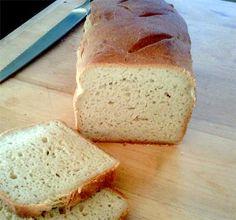 Gluten Free, Egg-free,Dairy Free Bread