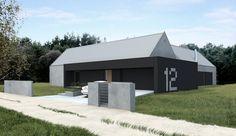 Projekt nowoczesnego domu, Architekt wnętrz Poznań – PL.architekci