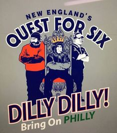 DILLY PHILLY GOT THEIR #1