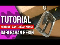 DIY. MEMBUAT KERAJINAN DARI RESIN BENING (KEYCHAIN RESIN) / RESIN ART - YouTube Making Resin Rings, Resin Art, Dog Tags, Dog Tag Necklace, Youtube, Diy, Bricolage, Handyman Projects, Do It Yourself