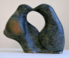 """Sculpture pierre """"symbole"""" mars 2015"""