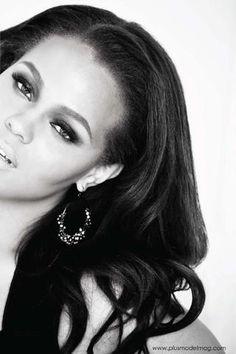 PLUS Model Magazine: June 2012 Plus Size Supermodel Issue Featuring Lauren Veluvolu