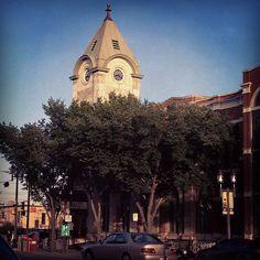 Whyte Ave on a Sunday evening. Beautiful Places, Sunday, Big, Domingo