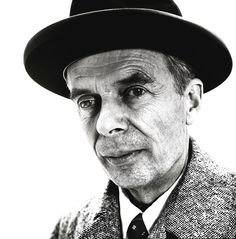 Aldous Huxley by Richard Avedon, New York City 1956  🦋Richard Avedon  🌻More Pins Like This At FOSTERGINGER @ Pinterest 🦋
