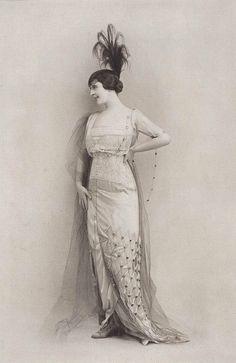 All sizes | robe du soir 1913 | Flickr - Photo Sharing!