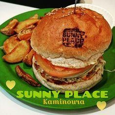 ランチ☀🍴 #チーズバーガー #ハンバーガー#ハンバーグ#肉 #おしゃれ#上乃裏 #インスタ#フォロワー
