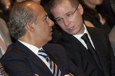 Calderón señala a Ricardo Anaya de incongruente