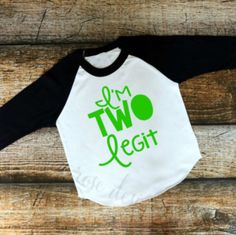 Who's turning two soon!!? What a FUN birthday shirt! Design can come in any color!!