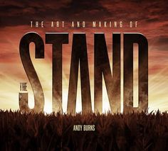 Did you dig 2021's THE STAND on Paramount+? If so, Stuart says the Titan Books release of Andy Burns' THE ART AND MAKING OF THE STAND is a no-brainer. Laws yes! Randall Flagg, Amazon Prime Shows, Book Wrap, Episodes Series, Cbs All Access, Dark Men, American Psycho, Horror Books, Old Mother