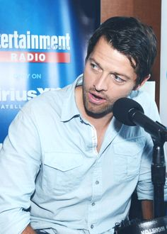 Misha Collins speaking @ Comic-Con (2014) #SDCC2014 #MishaCollins