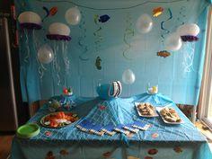 Nemo Baby Boy Shower On Pinterest Finding Nemo Under