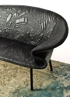 Doodle Sofa by Front for Moroso.