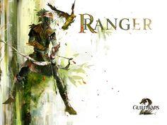 Guild Wars 2 Ranger Wallpaper