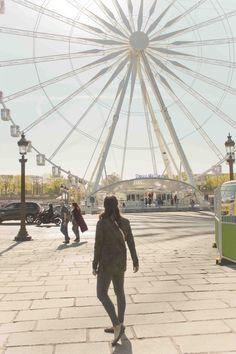 inspiramundo.com.br LISTA: 10 Lugares instagramáveis em Paris Louvre, Fair Grounds, Building, Travel, Places, The World, Traveling, Photos, Buildings