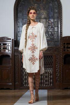 Adrian Oianu romanian design First ten steps Collection Kaftan, Shirt Dress, T Shirt, Tunic Tops, Collection, Dresses, Design, Women, Fashion
