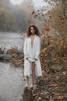 """a6a5208648af SummerWinter Magazine November 2017 """"Take me to the River"""" Photography   Christopher Ferguson Model  Sasha Kichigina Styled by  Debbie Hsieh Hair    Makeup  ..."""