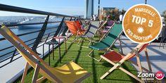 Le top 5 des rooftops à Marseille