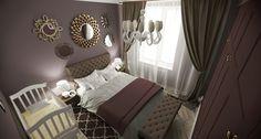 Mirror - Лучший дизайн спальни | PINWIN - конкурсы для архитекторов, дизайнеров, декораторов