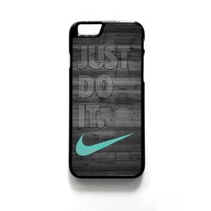 New Nike Mint Just Do it Wooden For Iphone 4/4S Iphone 5/5S/5C Iphone 6/6S/6S Plus/6 Plus Phone case ZG