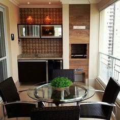 Construindo Minha Casa Clean: Varandas Gourmet Modernas com Churrasqueira!