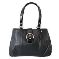 Coach F19248 Women's Signature Soho Bag Purse Handbag Leather