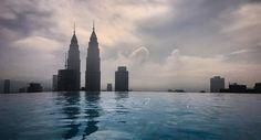 "@live_life_love_travel on Instagram: ""Petronas towers, Kuala Lumpur"" Live Life Love, Petronas Towers, Burj Khalifa, Kuala Lumpur, Us Travel, Adventure Travel, Building, Places, Instagram"
