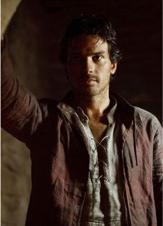 Santiago Cabrera as Lancelot in Merlin