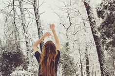 frozen hair by coralie.vi on Flickr.