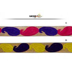 Velvet Lace - 010184-CD Rs214.00 / 9 Meter Roll