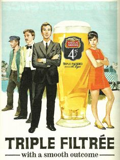 Belgian Spirit / Stella Artois #Beer Avertising / Selected by www.20emesiecle.be