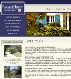 PalmerHouse Propertieslocated at 2911 Piedmont Rd NE, Ste 200, Atlanta GA 30305 offers Real Estate Services, Real Estate Agents. Be sure to follow us directly on our social profiles below.
