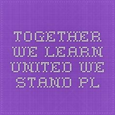 together-we-learn-united-we-stand.pl