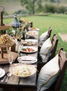An inside looking into the planning of my boho chic wedding for Entertaining by Design event!