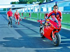 Ducati Superbike 999